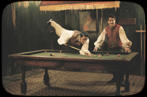 Billiards-with-Frame