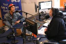 Interview on The Second Breakfast on JOY 949 Melbourne, 4 September