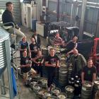 Tuatara Brewery: Fangs for visiting the brewery and lending us your photo skillz, @NZbeercalendar!